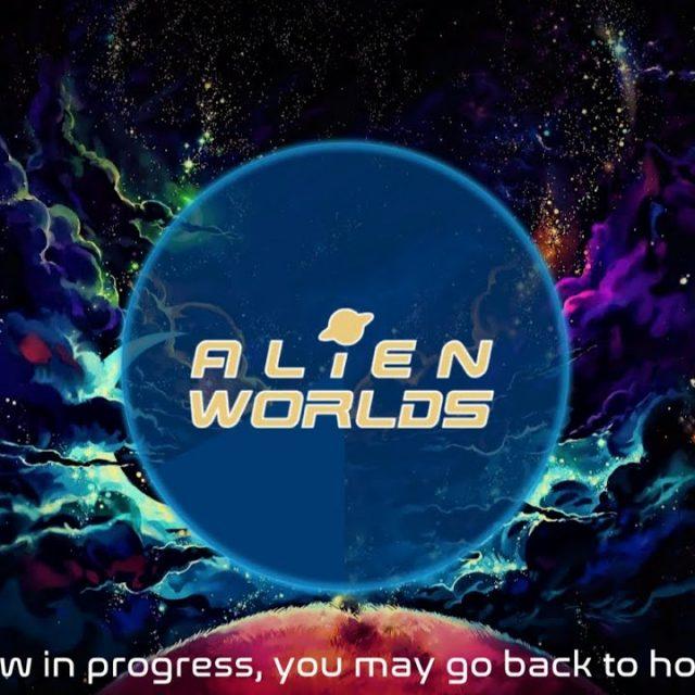 Alien Worlds : un jeu defi NFT