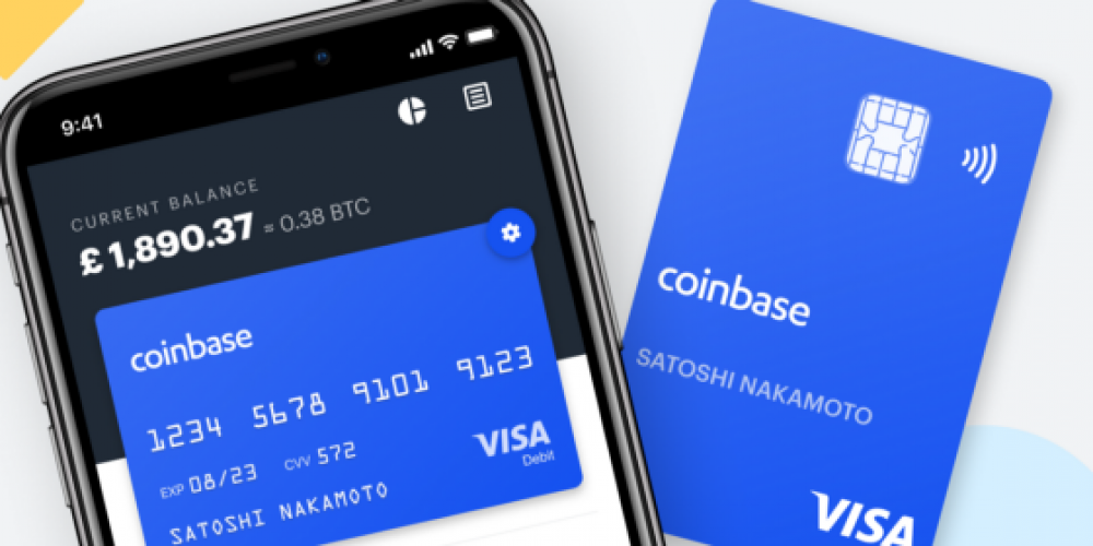 La Coinbase Card